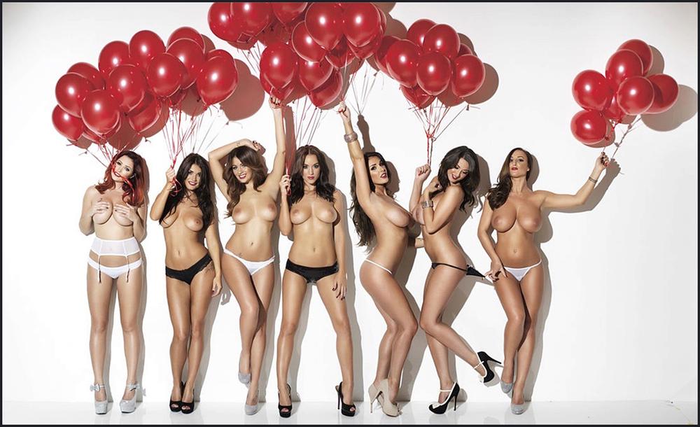 Happy birthday sexy naked girls 7
