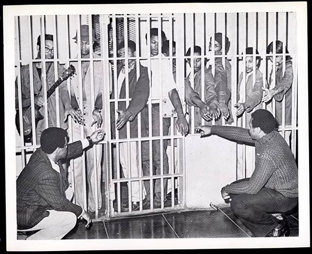 1973 • a group of incarcerated inmates cut a hit soul album from behind bars at Rahway State Prison as THE ESCORTS