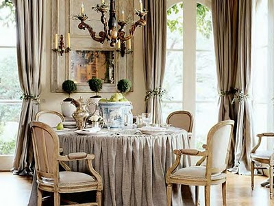 Ordinaire Good John Saladino Dining Rooms