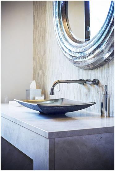 Stylish Powder Rooms...It's All About The Details — Providence Design