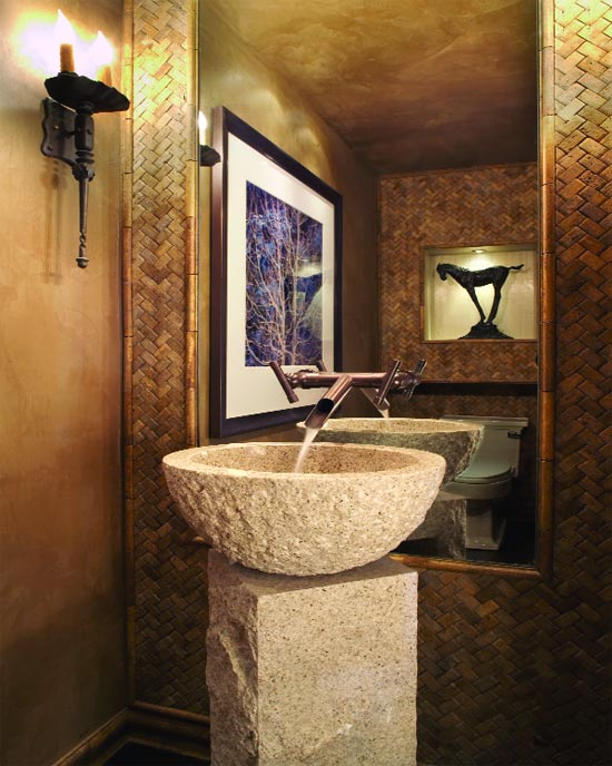 Powder Room Pictures powder room love — providence design