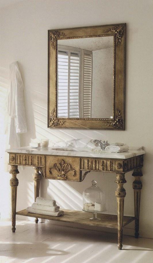 Bathroom vanity crush providence design for Bathroom console