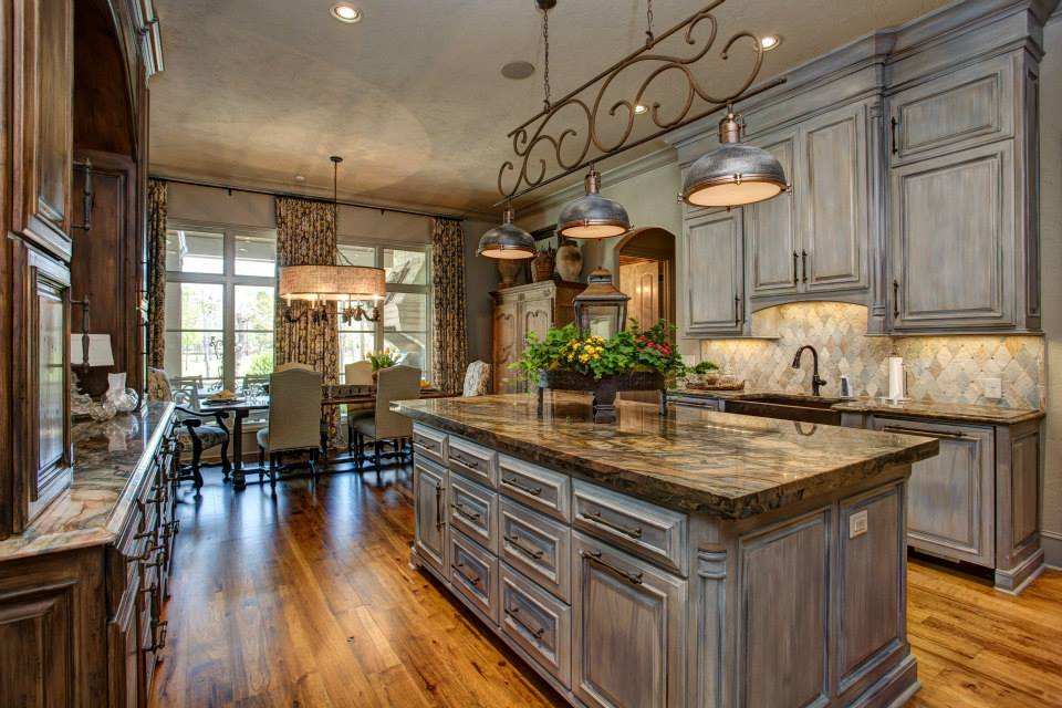 European Inspired Design...Our Work Featured in At Home in Arkansas ...