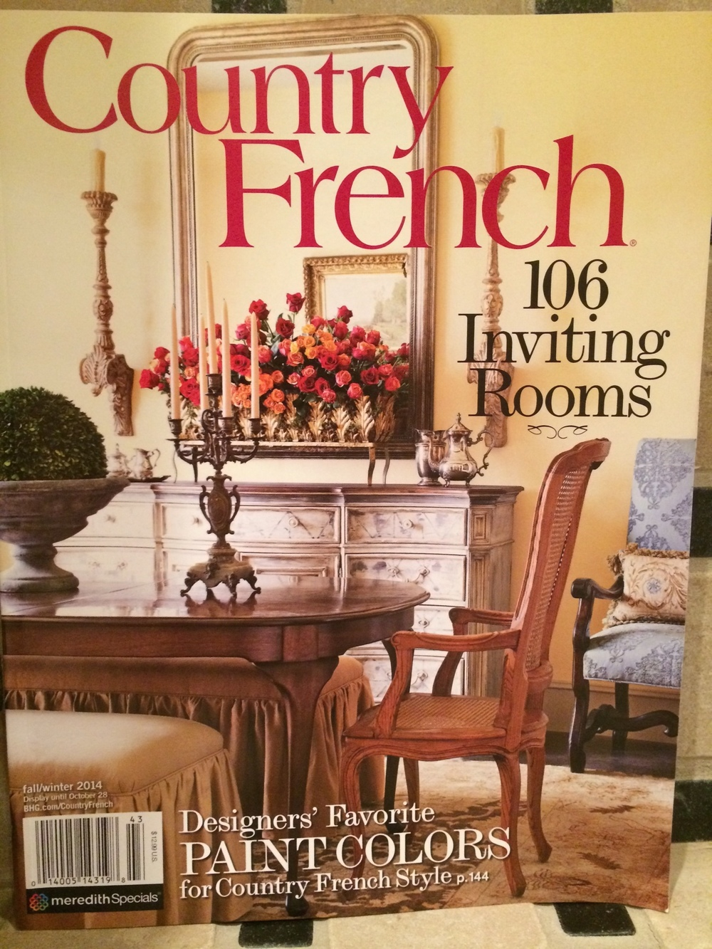 It 39 s friday and it 39 s fabulous country french magazine for French country home magazine