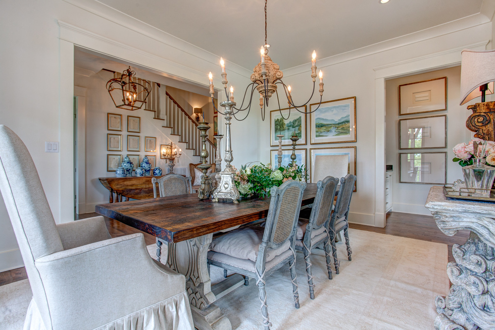 Southern living idea house opens providence design - Southern living decorating ...
