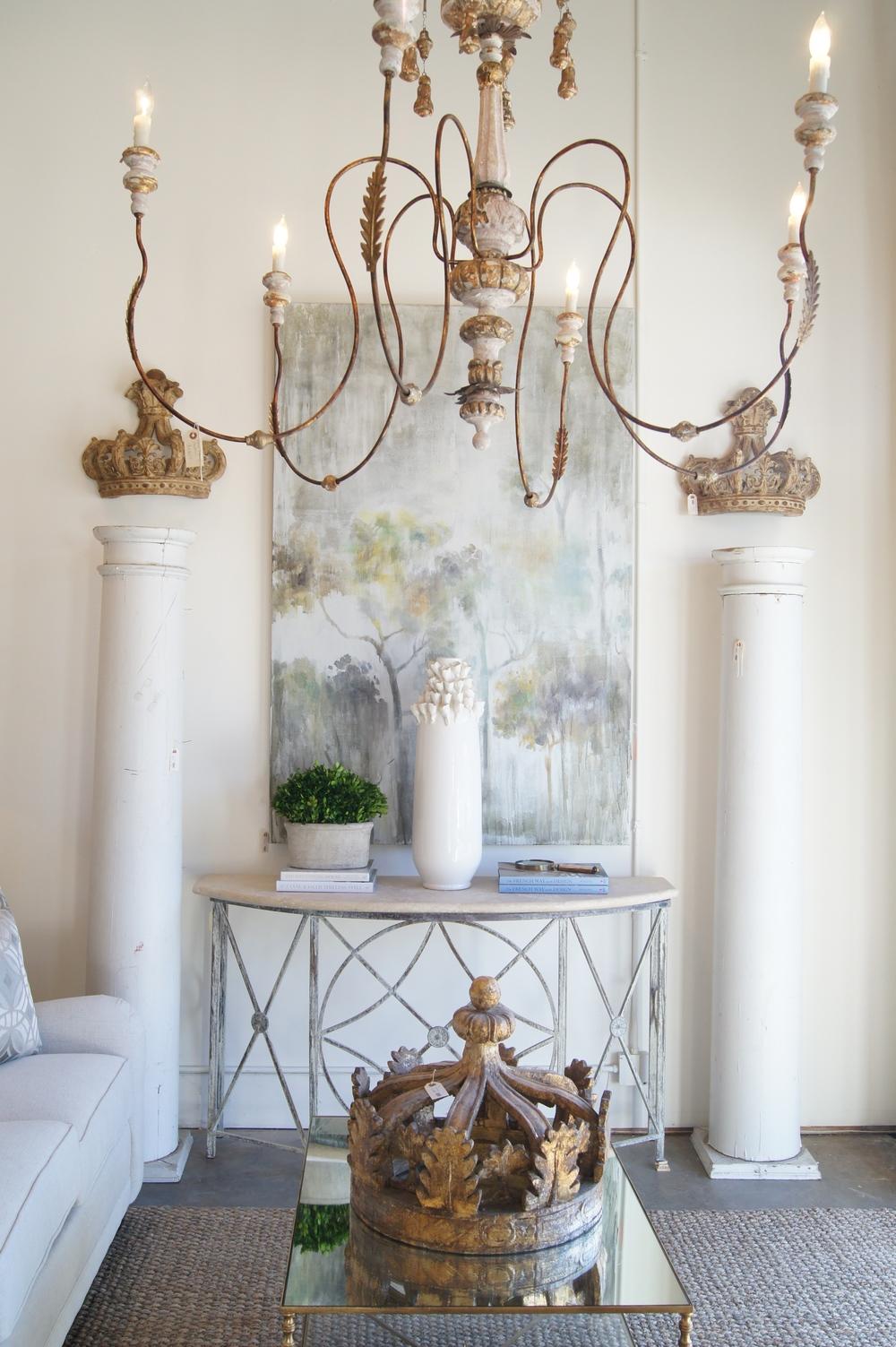 Its Friday and its Fabulous Providence Design – Aidan Gray Italian Chandelier