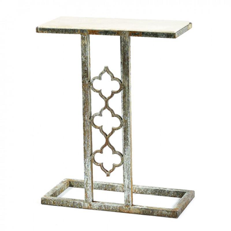 Quatrefoil Table