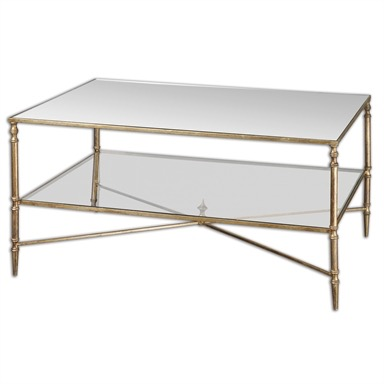 Henzler Coffee Table - $530