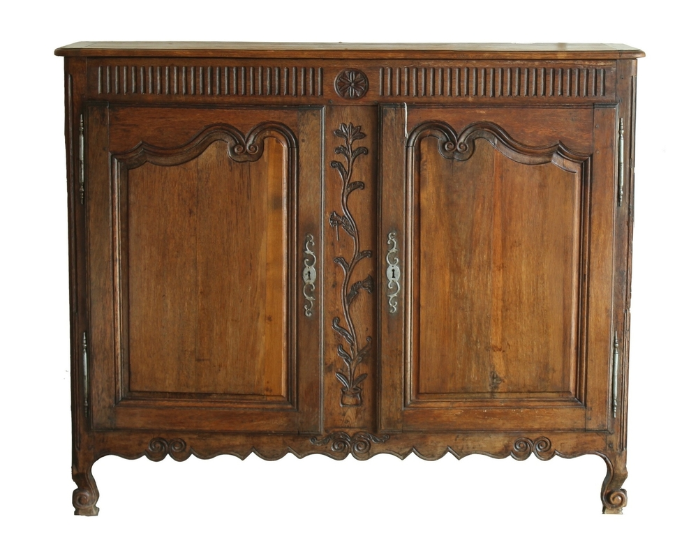 French Oak Chest - $3, 595
