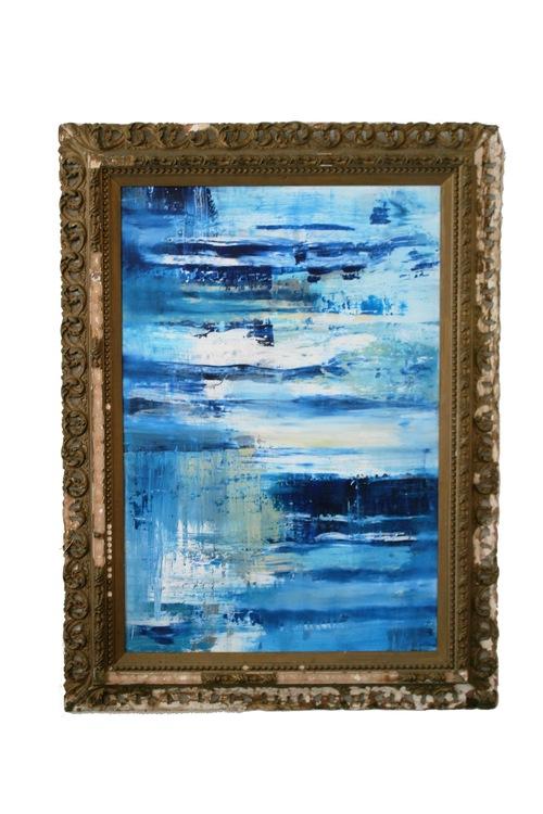 """Adrift"" Original Painting - $2,800"