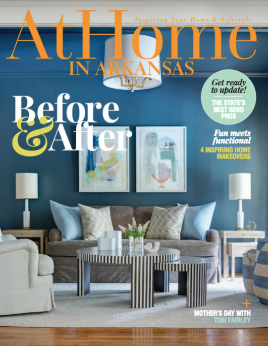 At Home - Before & After issue  MAY 2018