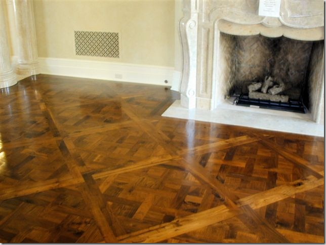 Image via  Things That Inspire Me ... Flooring by:  Olde Savannah Flooring