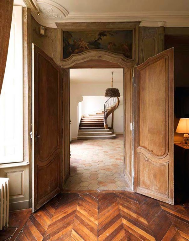 Image Via  Laurel Home  .... Nicolas Buisson Photography - Interiors - L'Hotel des Tailles