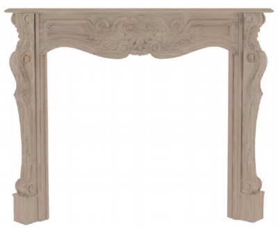 The Deauville Fireplace Mantel Surround from Wayfair: Click to shop