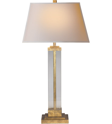 Bedside Lamps:  Wright Table lamp - Visual Comfort