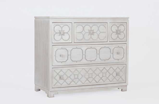 Bedside chests  Pandora Chest - Gabby