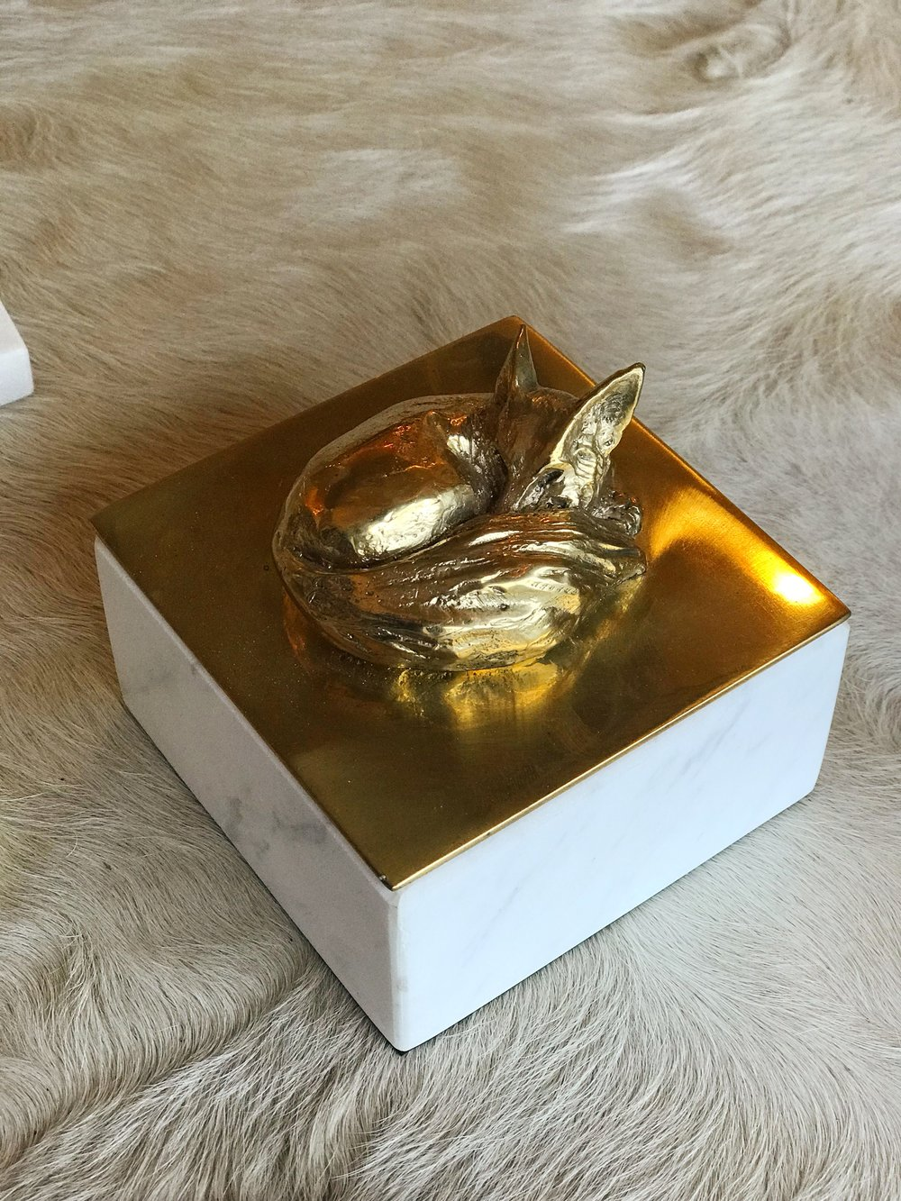Small Marble Box