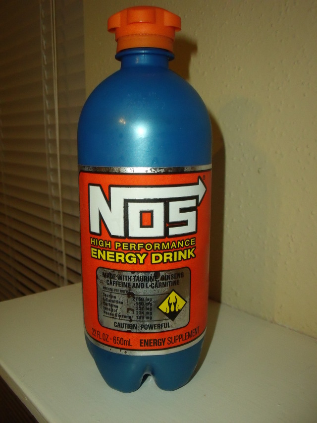 Nitrous Oxide Systems (NOS) 14750-ZR1NOS NOS Nitrous