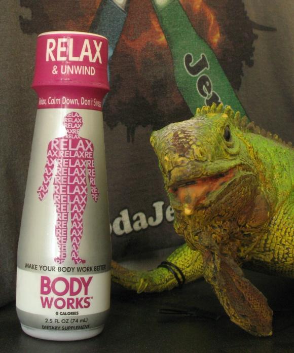Twist says Relax