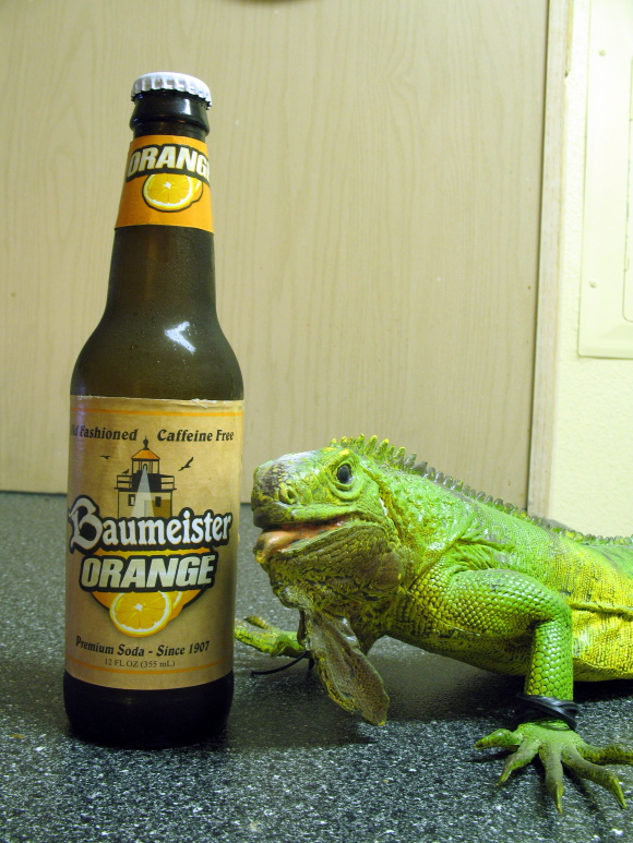 Twist is more orange than this beverage