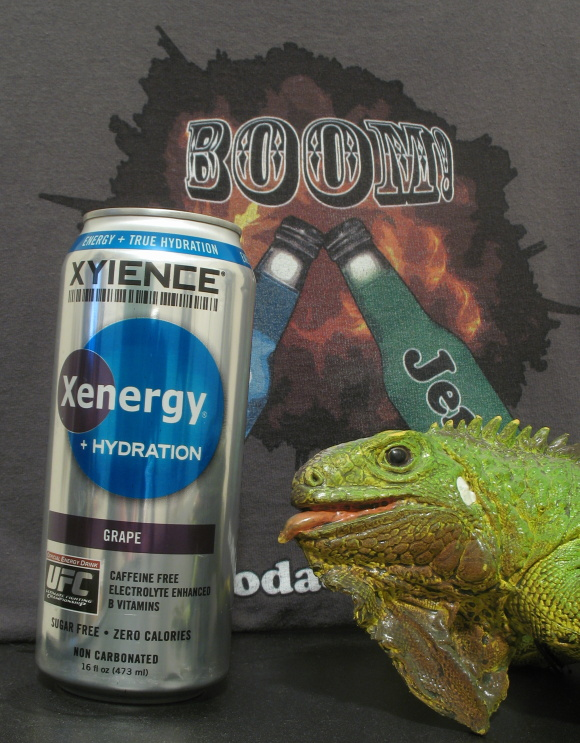 Twist was a Xyience major in college...the first time.