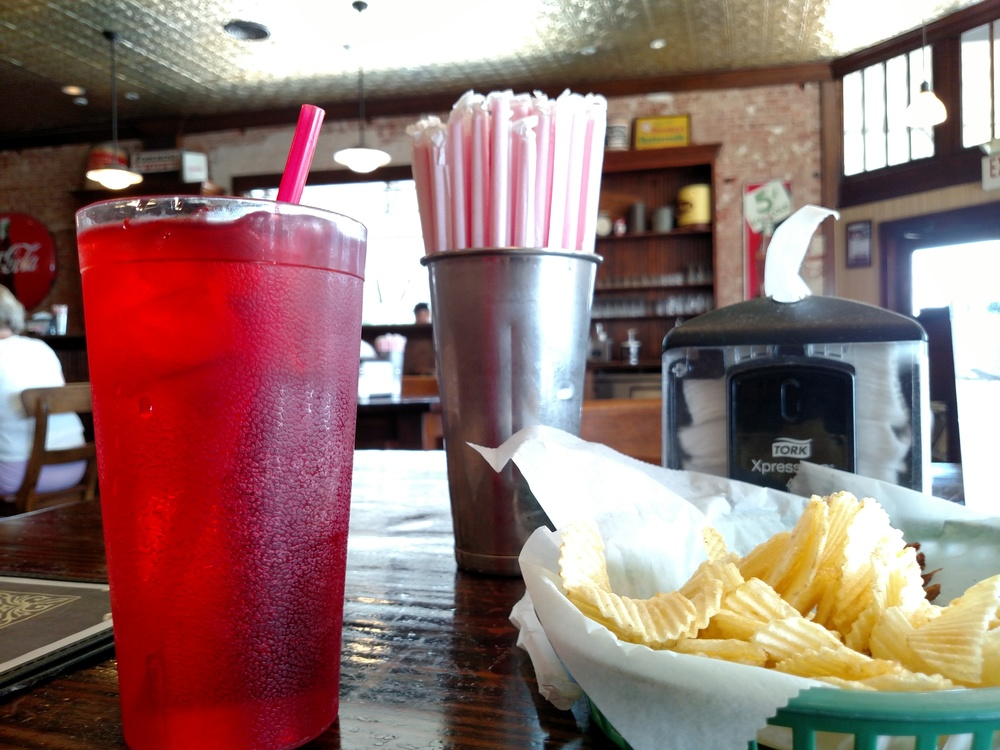 So many straws to choose from!