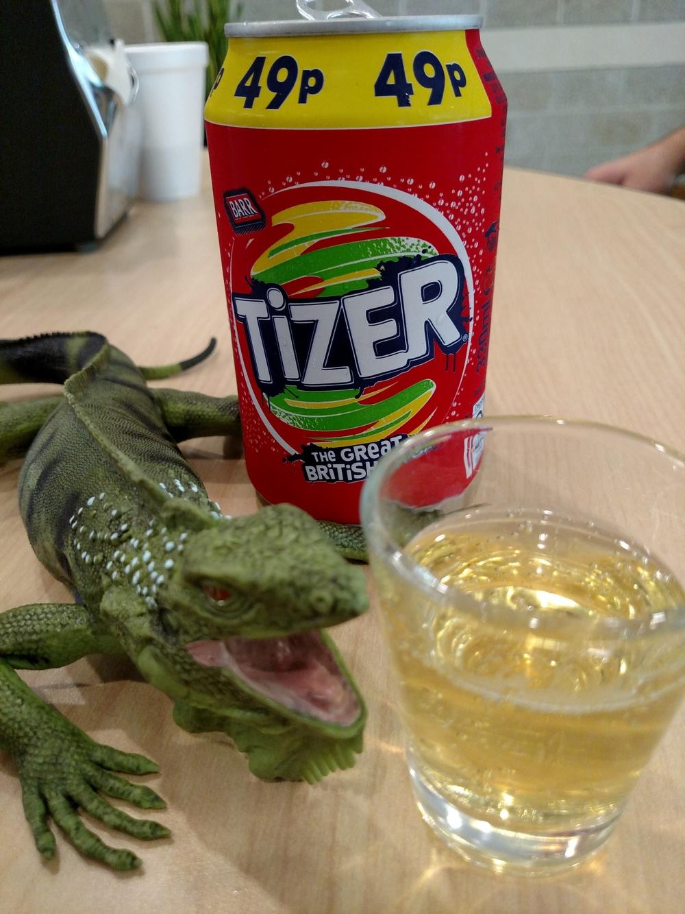 Tye-zer, Tizz-er. Tee-zer?