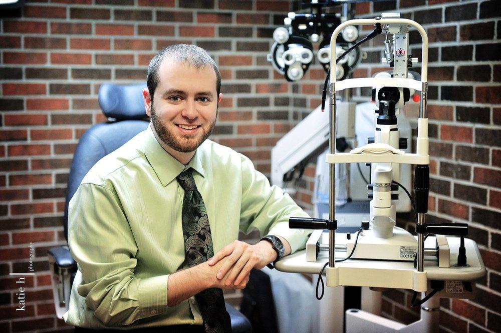 Dr. Ryan A. Cazares Optometrist