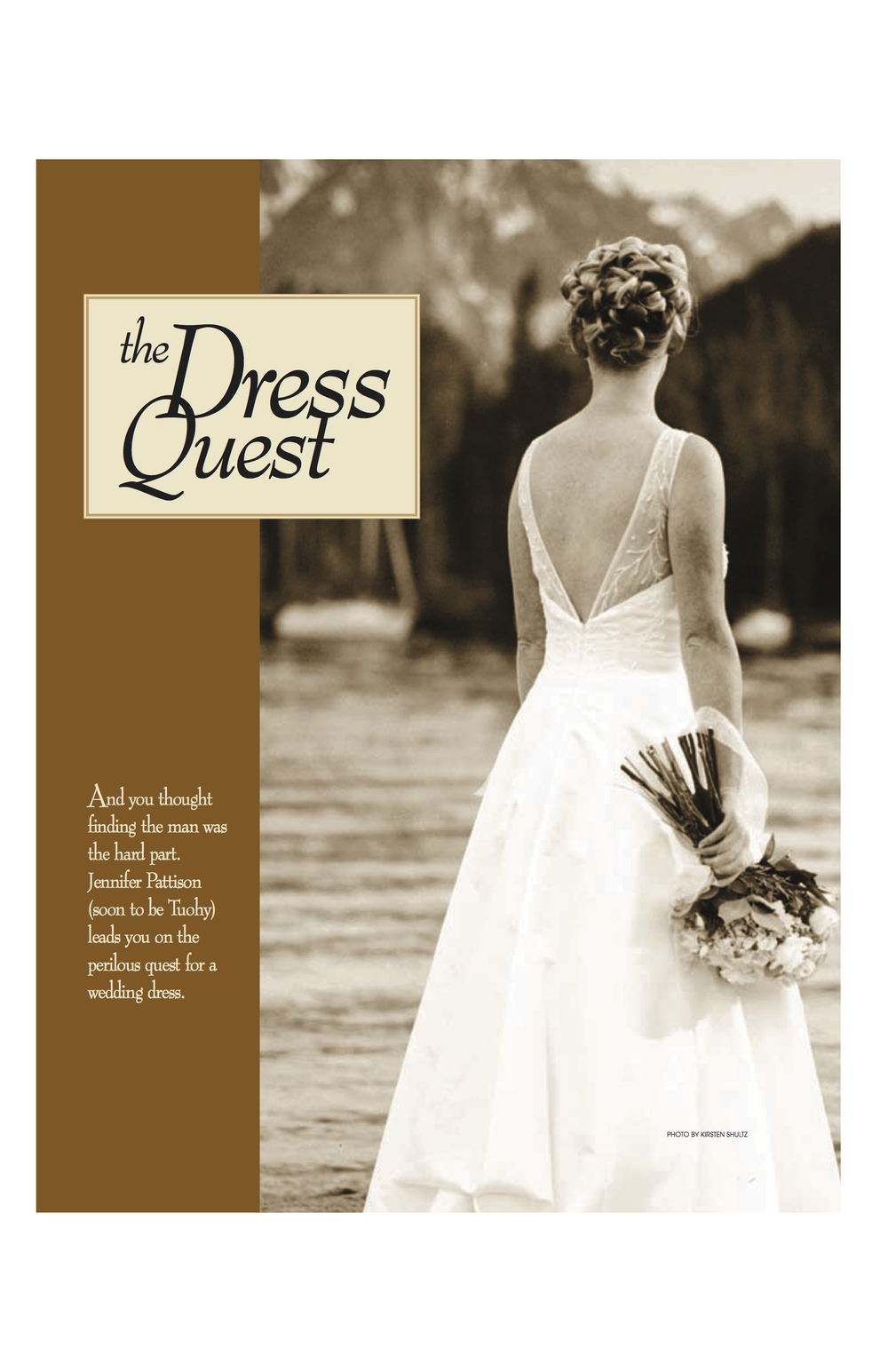 The Dress Quest