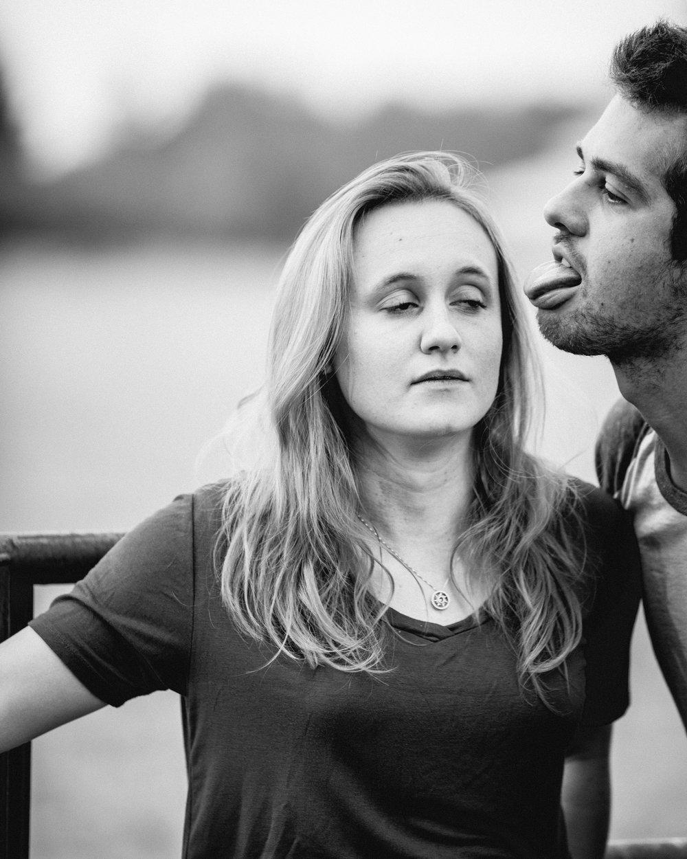Yashara & Saylor - Engagement