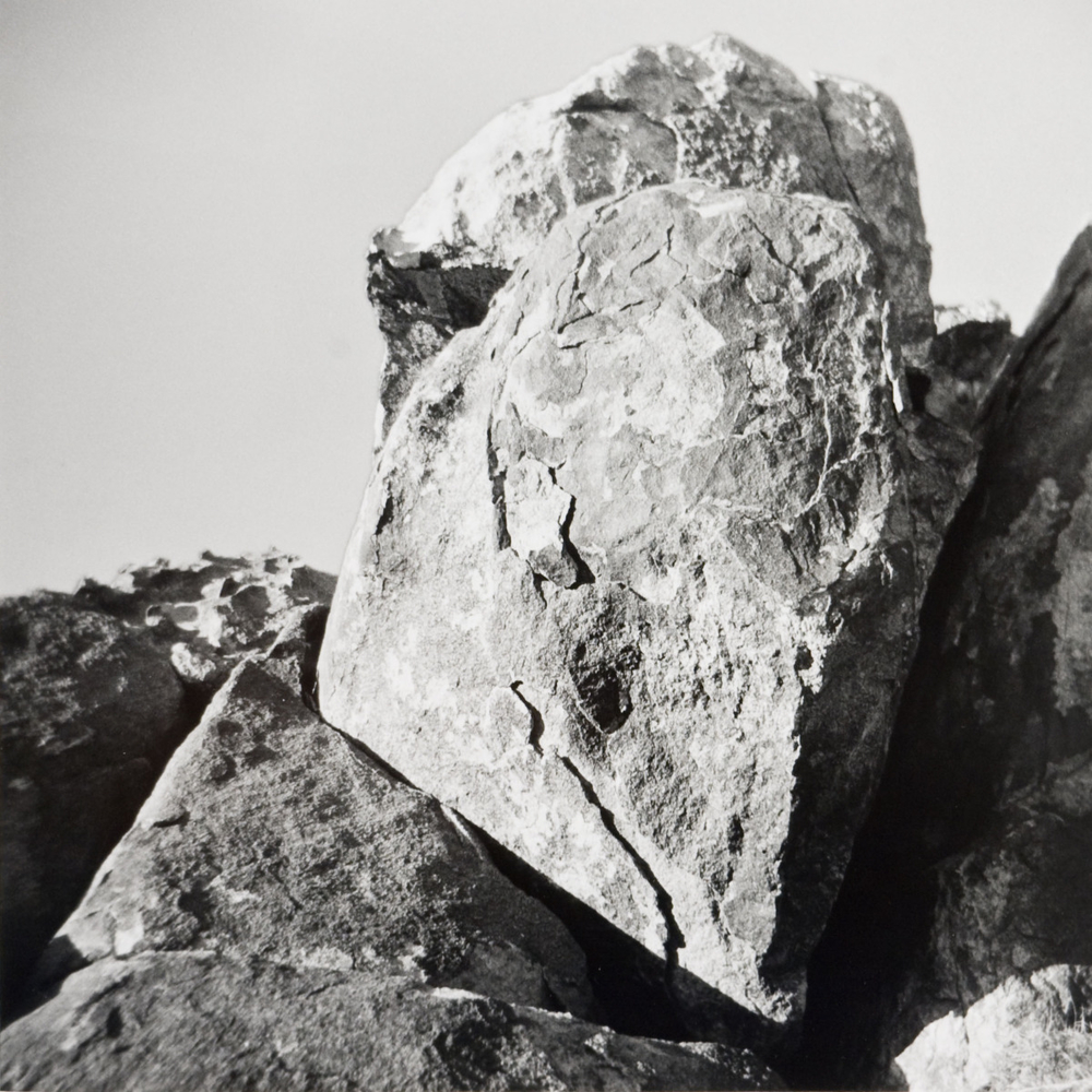 Untitled (Rock Formation), 2008
