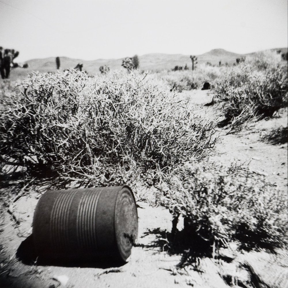 Untitled (Rusted Can), 2008