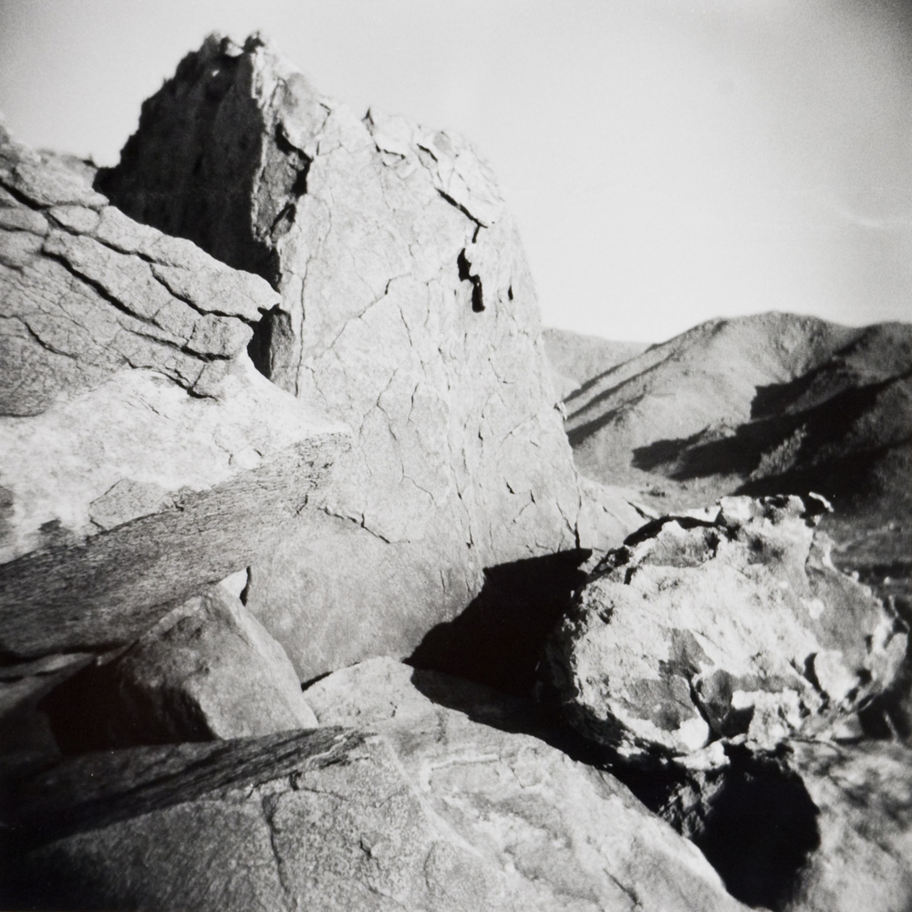 Untitled (Rock Formation II), 2008