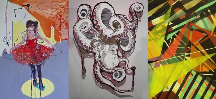 OC Academy Art Exhibition   Reception: Saturday, March 15, 4-6 p.m.  Exhibition: March 15-April 19, 2014    Irvine Fine Arts Center, Irvine, CA