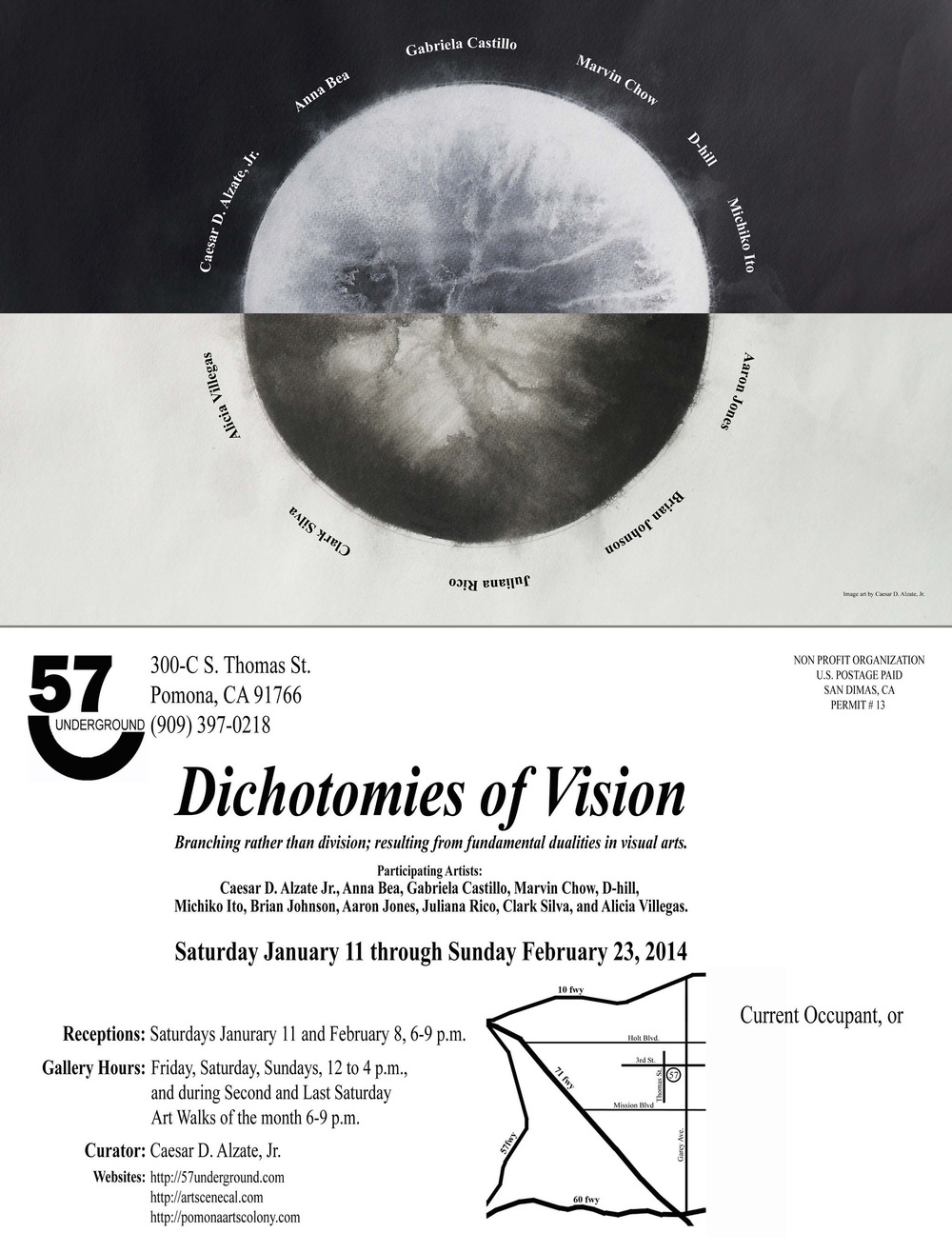 Dichotomies of Vision