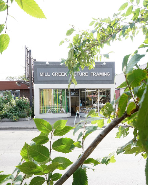 About — Mill Creek Picture Framing