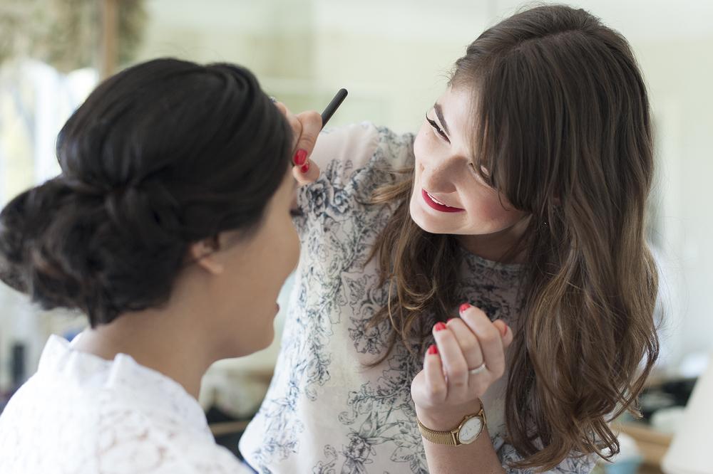 Bridal Makeup in San Francisco