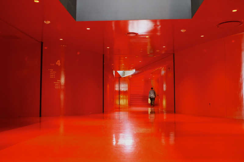 Seattle Central Library — Minimally Minimal