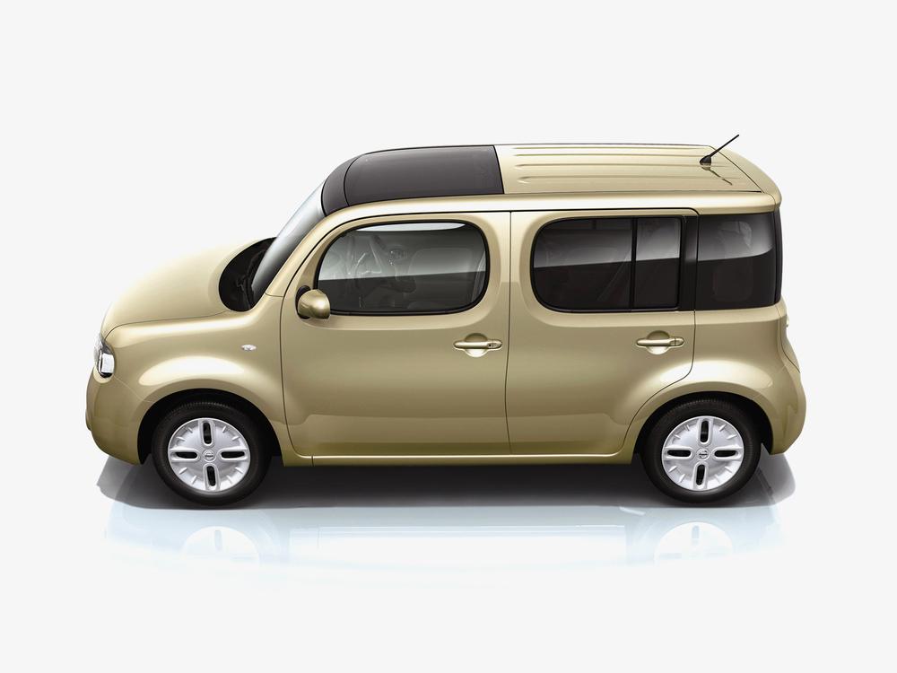 Third generation Nissan Cube (2009)