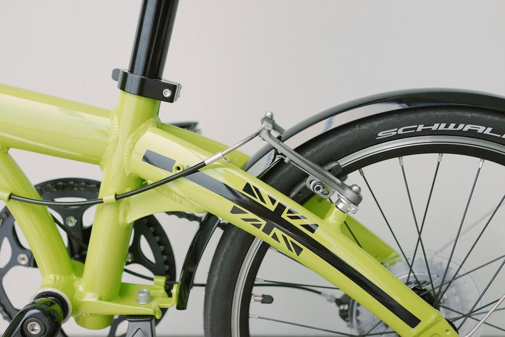 Mini Folding Bike Minimally Minimal