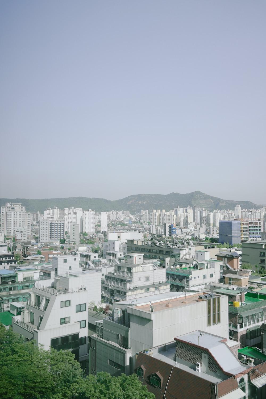 Seoul, Korea - outdoor natural light