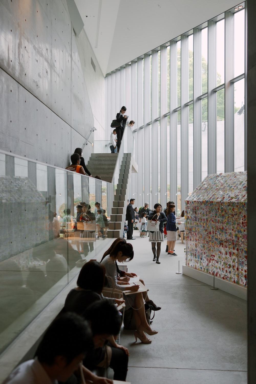 Tokyo, Japan - indoor mixed light