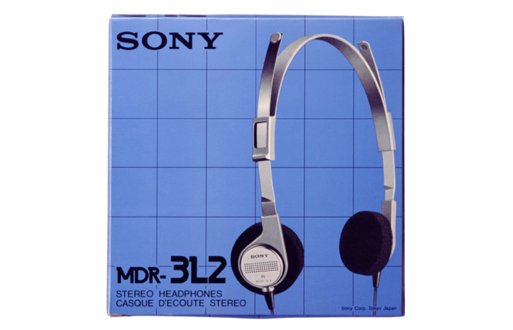 MDR-3L2 |©Sony Corporation