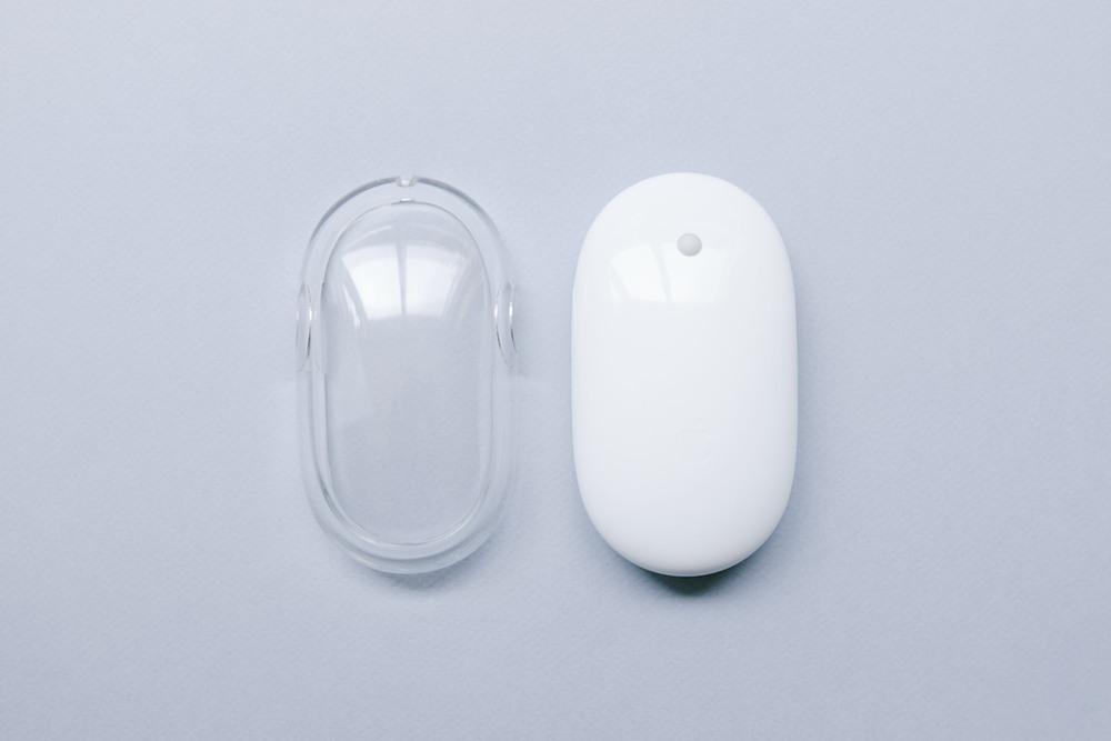 Apple Pro Mouse Minimally Minimal