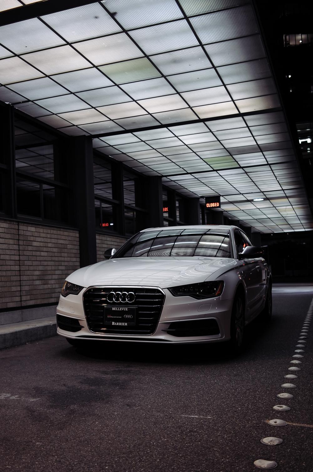 Audi A Prestige TFSI Minimally Minimal - Barrier audi