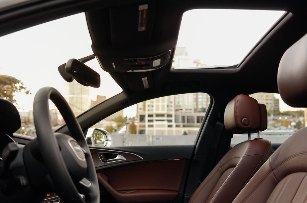 Audi a6 prestige 3 0 tfsi minimally minimal for Space headliner