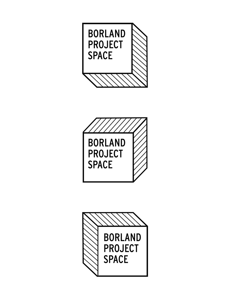Identity design for Borland Project Space