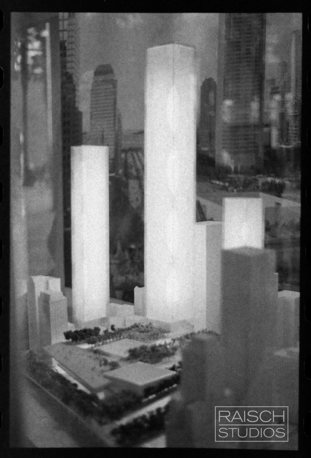 Sky Park WTC Proposal