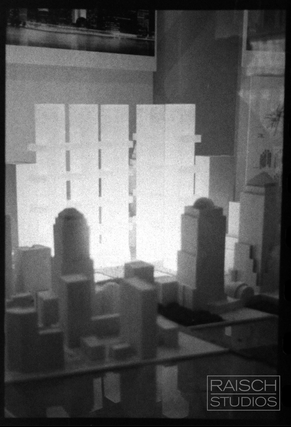 Meier, Eisenman, Gwathmey and Holl: WTC Proposal
