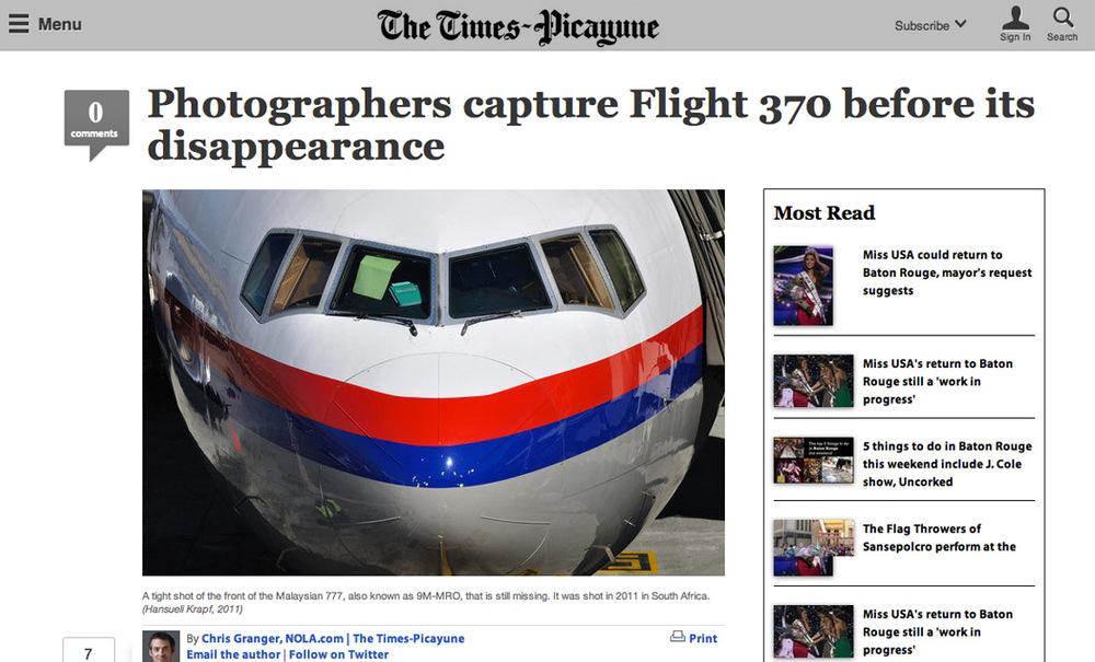 The Times Picayune/NOLA.com